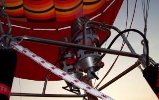 Ballonfahrten Freital | Blick zum Brenner