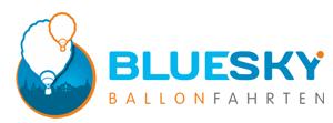 Blue Sky Ballonfahrten Sachsen | Ballonfahrt in Dresden, Chemnitz, Freital, Bautzen, Pirna, Freiberg, Meißen, Sachsen, Heißluftballon Logo